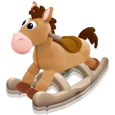 DISNEY PIXAR TOYS STORY 3 BULLSEYE HORSE ROCKING RIDING TOY