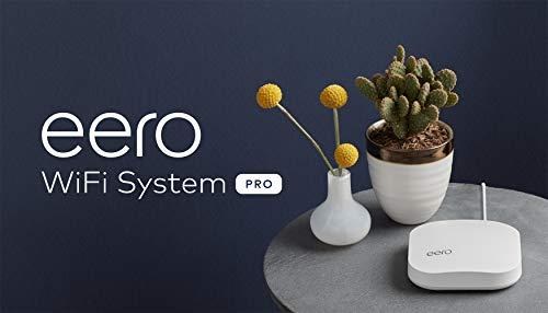 Presentamos el router/extensor wifi de malla Amazon eero Pro
