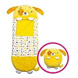 Sleeping bag Saco de dormir con almohada para niños - Convierte tu divertida almohada 2 en 1 en un saco de dormir para viajes y siestas al aire libre. (Color : E, Size : 135x50cm)