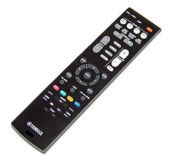 OEM Yamaha Remote Control Originally Shipped with  TSR-5790BL TSR5790BL TSR-5810 TSR5810