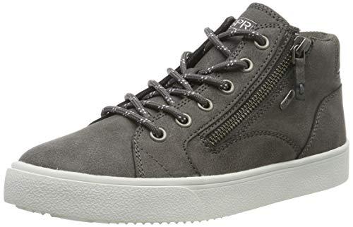 ESPRIT Damen Cherryzipbootie Hohe Sneaker, Grau (Gunmetal 015), 38 EU
