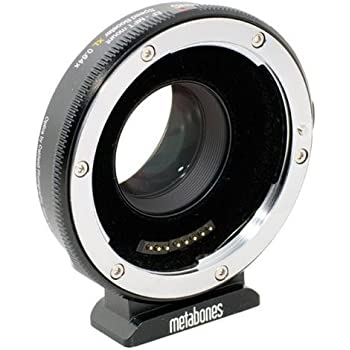 Metabones Speed Booster XL 0.64x Adapter for Full-Frame Canon EF-Mount Lens to Select Micro Four Thirds-Mount Cameras