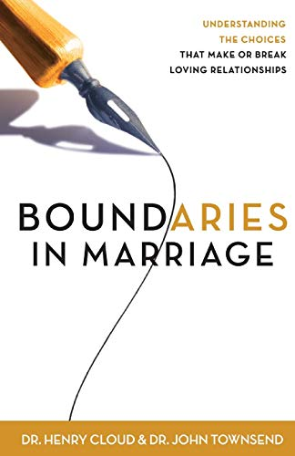 Compare Textbook Prices for Boundaries in Marriage unknown Edition ISBN 8601401231257 by Cloud, Henry,Townsend, John