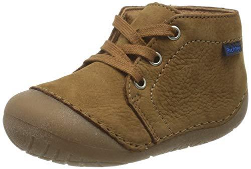 Richter Kinderschuhe Unisex Kinder Richie Sneaker, Braun (Cognac 2900), 19 EU