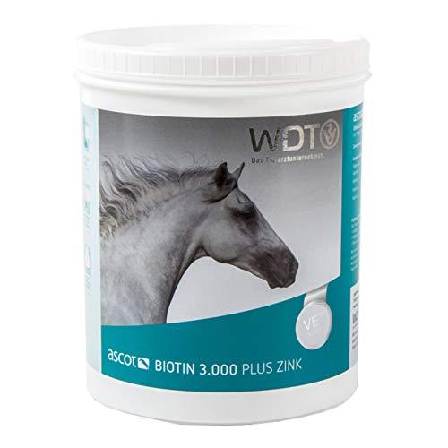 Tierarzt 24 Ascot Biotin 3000 Plus Zink 1 kg
