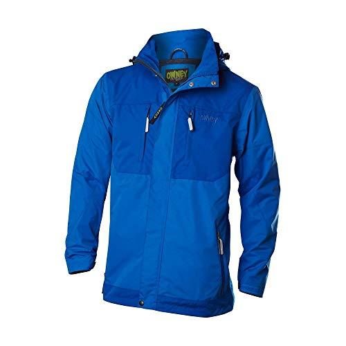 OWNEY OUTDOOR Nova Men Outdoor-Jacke Herren Cobalt Blue Gr. XL