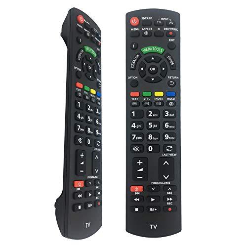 Remplacement télécommande N2QAYB000487 pour Panasonic N2QAYB000239 N2QAYB000490 N2QAYB000354 EUR76280 EUR-7628030 N2QAYB000490 N2QAYB000353 N2QAYB000048
