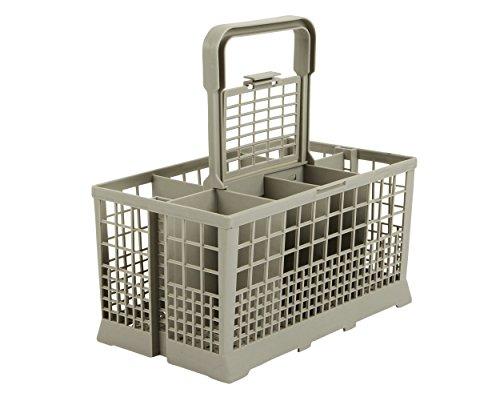 Besteckkorb universal passend für viele Spülmaschinen & Geschirrspüler - 24,0 cm x 13,6 cm