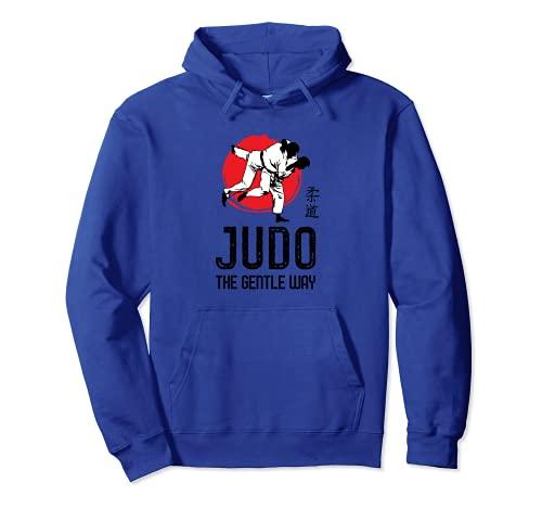Arti marziali MMA Judo - Judoka Felpa con Cappuccio