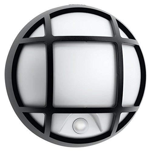 Philips Heipei myGarden aigle LED Applique murale effet croisillons Noir