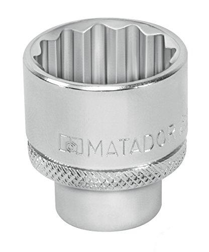 MATADOR 4075 1340 Steckschlüssel-Einsatz, 12-kt, 12,5 (1/2) 34 mm