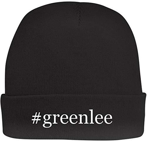 #Greenlee - A Nice Hashtag Beanie Cap, Black, OSFA