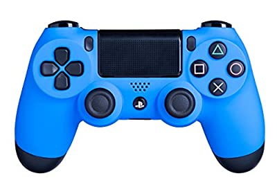 DualShock 4 Wireless Controller for PlayStation 4 - Soft Touch PS4 Remote - Added Grip for Long Gaming Sessions - Multiple Colors Available