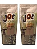 Trader Joe's Joe Light Roast Ground Coffee 100% Arabica Ground 13 oz (Pack of 2)