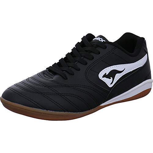 KangaROOS Herren K-Yard 3021 B Sneaker, White/Jet Black 0500, 42 EU