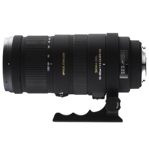 Sigma AF 120-400mm per Sony /4,5-5,6 DG OS APO HSM