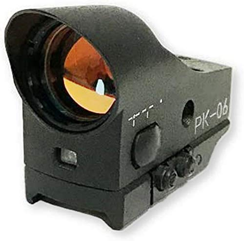 PK-06 Russian Collimator Ultra Sight Red Dot Rifle Weaver...