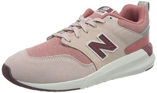 New Balance 009 YS009OS1 Medium, Zapatillas Mujer, Pink (Space Pink OS1), 37 EU