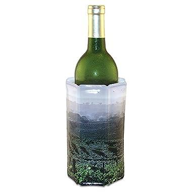 Vacu Vin Rapid Ice Wine Cooler - Vineyard