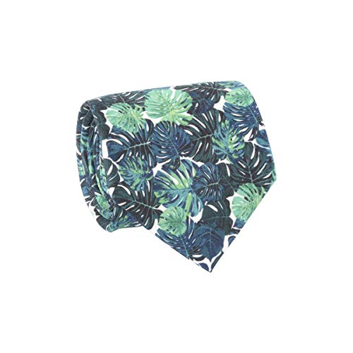 TIE RACK - Cravate 100% Soie Tropicale