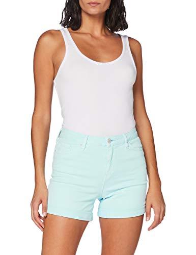 Tommy Hilfiger Damen Rome Hw Short Hana Straight Jeans, Blau (Sail Blue Cyt), W30/L30 (Herstellergröße: NI30)