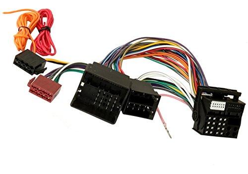 AERZETIX: Cable Adaptador autoradio para Parrot KML Kit Manos Libre de Coche vehículos C18205