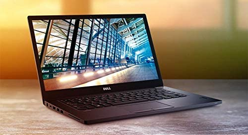 Dell Latitude 7490 Laptop, 14.0in FHD (1920 x 1080), Intel Core 8th Gen i7-8650U, 16GB RAM, 256GB Solid State Drive, Windows 10 Pro (Renewed)