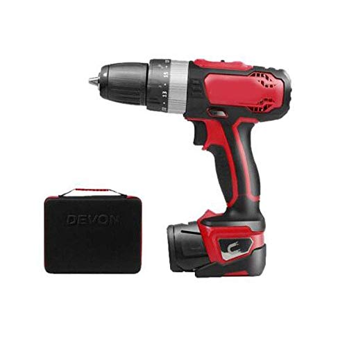 KXA Cordless Drill, 12V Lithium Drill, Cordless Drill, Electric Screwdriver, Household Power Tools (Size : 12V)