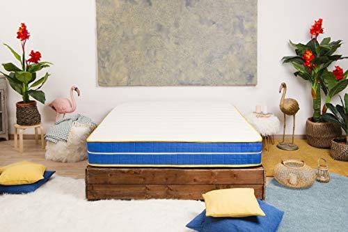 Veradea Materassi Migliori Sogni Migliori Veradea Ibrido Materasso Singolo a molle 80x190