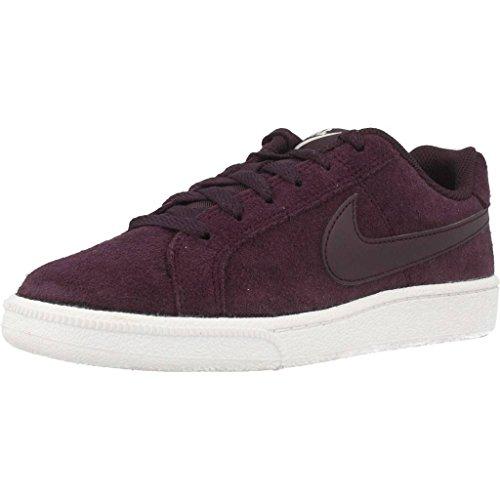 Nike Court Royale Suede, Scarpe da Ginnastica Donna, Rosso, 37.5 EU