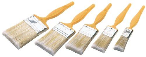 Draper DIY-Serie 09238, Set di pennelli per verniciatura 5 pz.