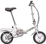 Aoyo Kinderfahrräder Klapp, 12' Light Weight Faltrad, High-Carbon Stahlrahmen, Junior School...