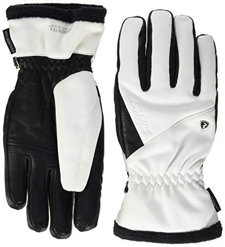 Ziener Gloves Irda Gants Multisport pour Femme Taille Unique Blanc