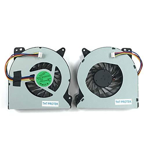 Kompatibel für ASUS G750J, G750JS, G750JX Lüfter Kühler Fan Cooler Version 1