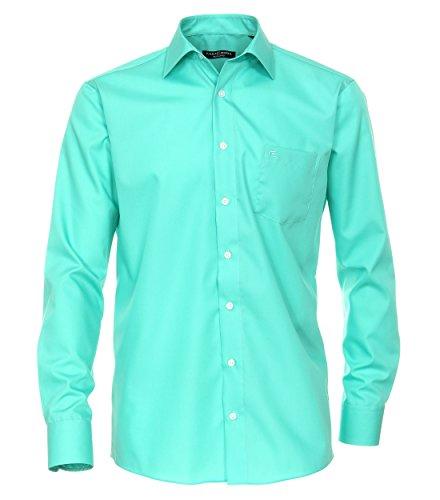 Casamoda, camicia da uomo verde 46 IT/XL