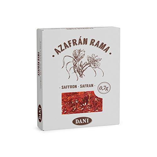 Dani - Azafrán Rama, 1 X Gr, 0.7 Gramo