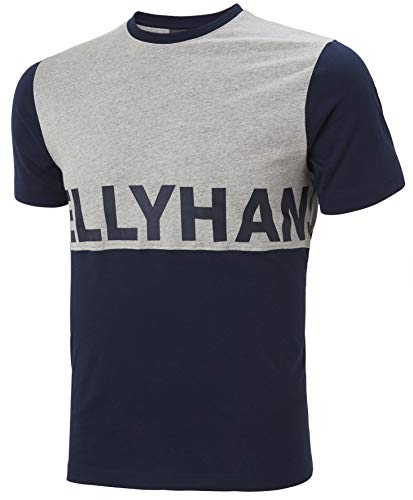 Helly Hansen Active T-Shirt Homme, Navy, FR : M (Taille Fabricant : 2XL)