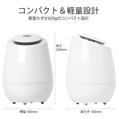 オゾン発生器オゾンクルーラー家庭用・業務用兼用オゾン発生量200mg/hrマイナスイオン