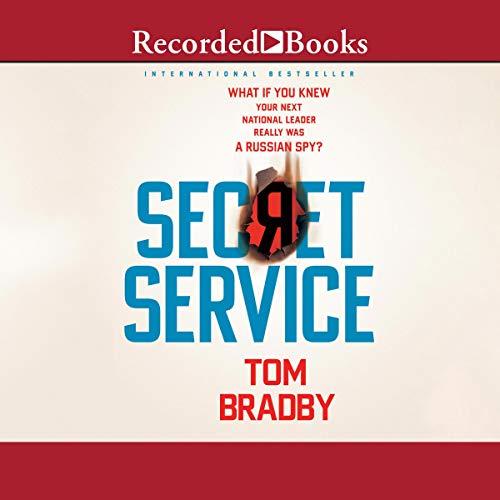 Secret Service audiobook cover art