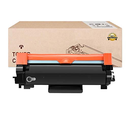 Compatible Reemplazo De Cartuchos De Tóner Para BROTHER TN760 TN730 TN760 Cartucho De Tóner Para BROTHER HL-L2350DW HL-L2390DW HL-L2395DW MFC-L2710DW XL MFC-L2750DW XL MFC-L2750DW XL Toner (No Chip),Black