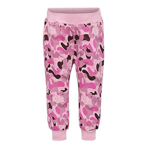 Lego Wear Duplo Girl Lwpoline 602-Sweathose Pantalon De Sport, Rose (Pink 468), 95 (Taille Fabricant: 80) Bébé Fille