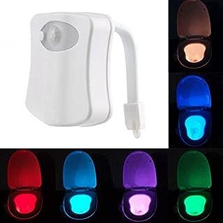 GM_JS Smart Bathroom Toilet Nightlight LED Toilet Light Backlight for Toilet Bowl WC Toilet Seat Lights with Motion Sensor (8)