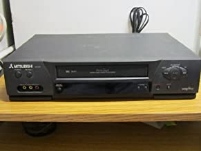 Mitsubishi Hs-u530 Hifr Stereo video cassette recorder Perfectape