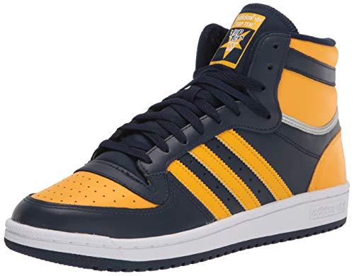 adidas Originals Men's Top Ten RB Sneaker, Blue,19 M US