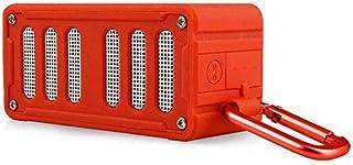 مكبر صوت بلوتوث MIFA F6 محمول خارجي لاسلكي مقاوم للماء IPX4 باللون الأحمر