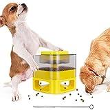 Comedero para Perros Gatos,Dispensador de Comida Perros Multifuncional Alimentador Lento para Perros y Gatos,Dispensador de Comida para Mascotas,Alimentación,Entrenamiento Intelectual