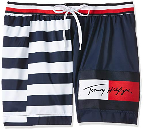 Tommy Hilfiger Badeshorts Pitch Blue