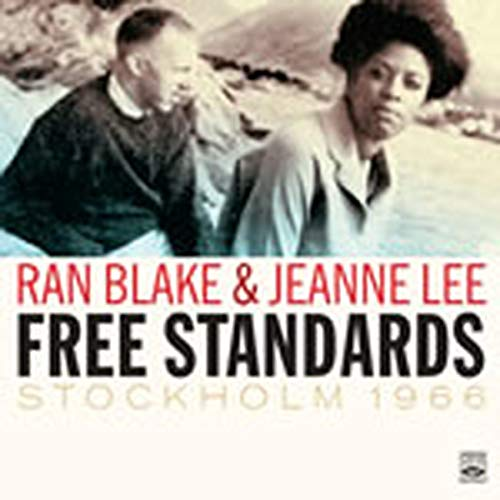 Ran Blake & Jeanne Lee. 'Free Standards' Stockholm 1966