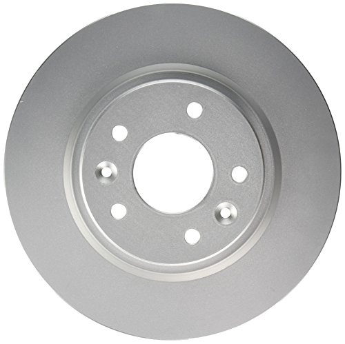 Bosch 40011604 QuietCast Premium Disc Brake Rotor For Nissan: 2014-2017 Leaf, 2014-2017 Rogue; Front