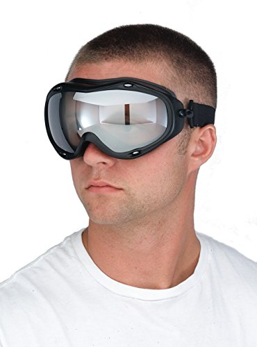 Galeton 9200580 Ranger Safety Goggles with Vented Frame, Fit...
